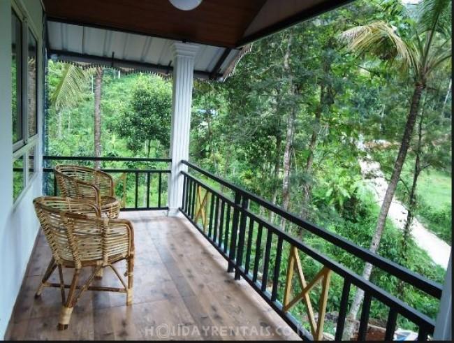 River Green Villa, Munnar