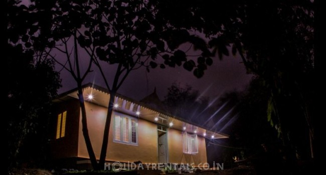 Tulsi village retreat, Munnar