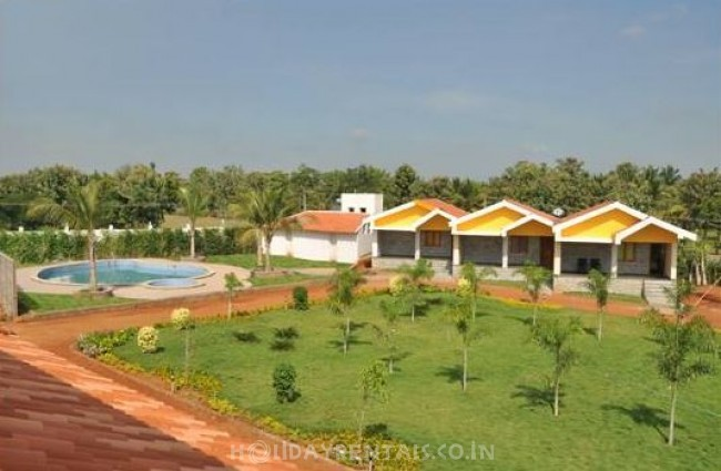 Rudra Resorts, Thanjavur