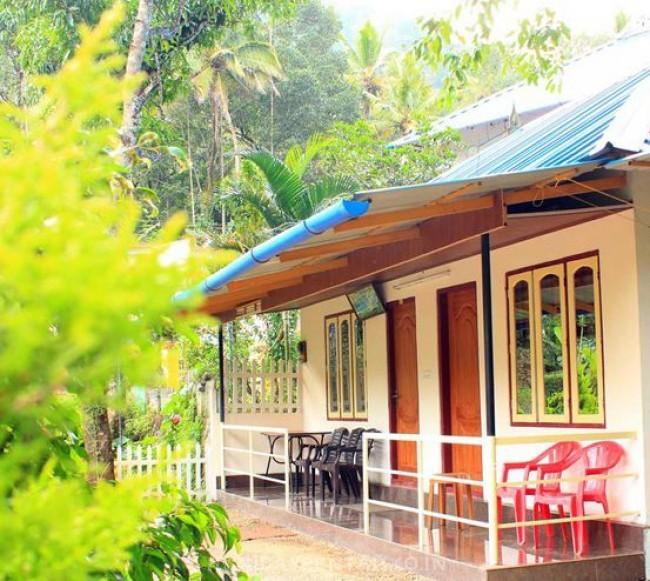 Kallarackal Cottage, Munnar