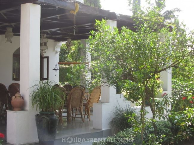 South Goa Secret Beach Villa, Varca