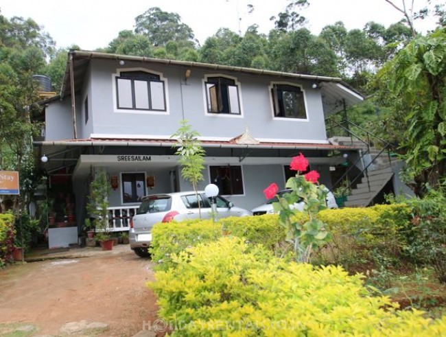 5 Bedroom Home, Munnar