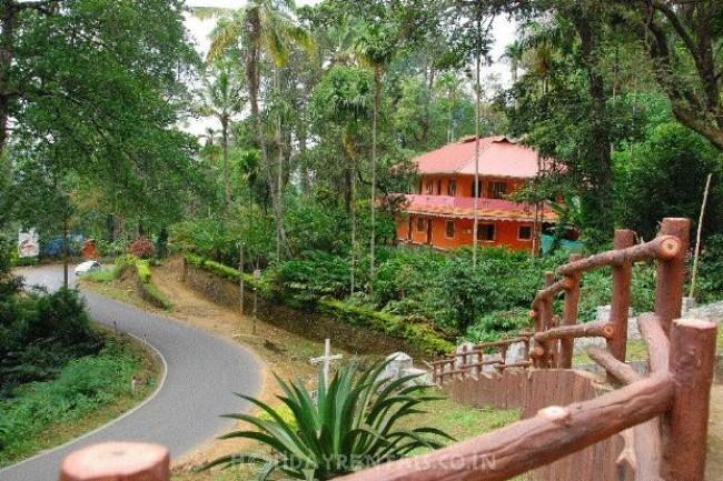 Pulickal Green Cottage, Munnar