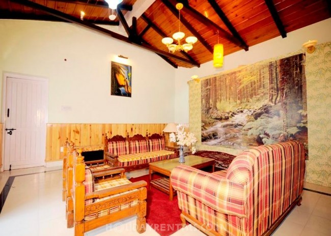 The Valley View Cottage, Nainital