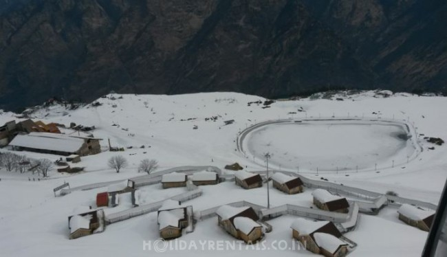 The Auli Resort, Auli