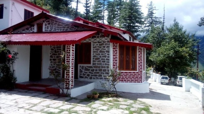 Mountain View Rooms, Auli