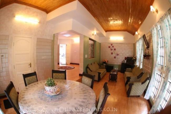 3 Bedroom Bungalow, Munnar