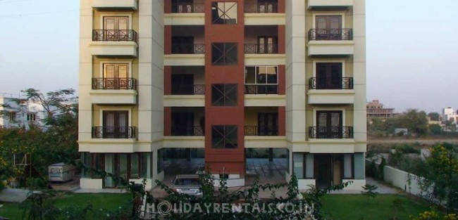3 Bedroom Flats, Vadodara