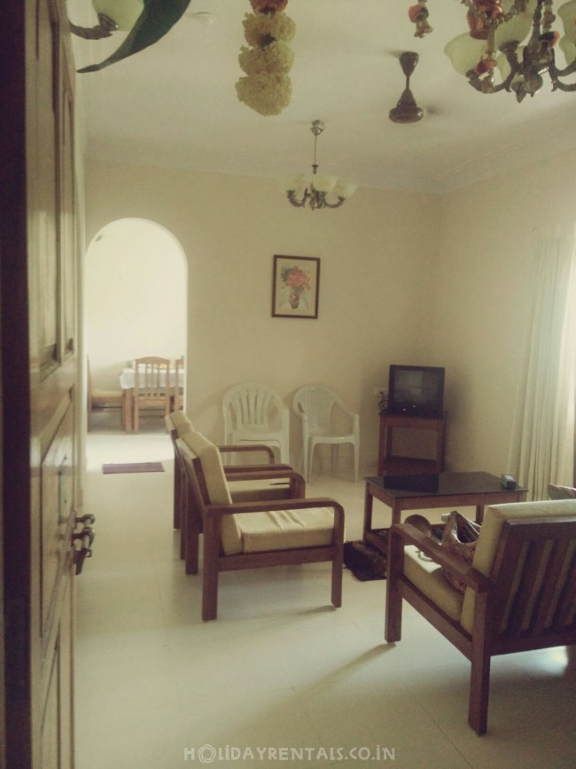 2 BHK Apartment in Candolim, Bardez