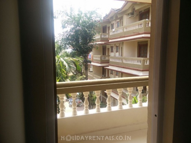 2 BHK Apartment in Candolim, Bardez