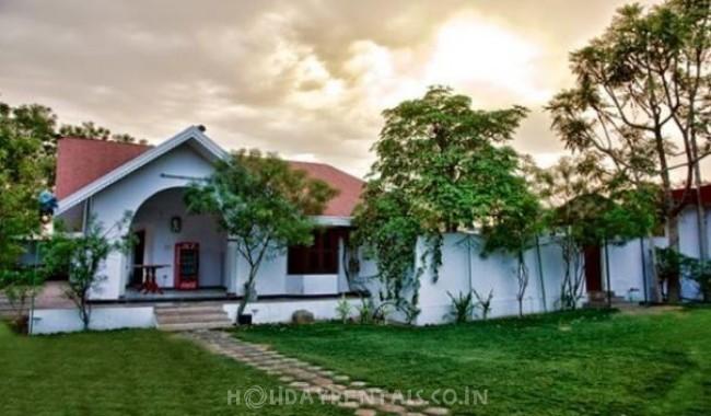 The Woods Villa Resort, Jaipur