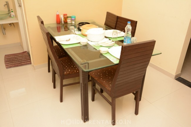 3 BHK Service Apartments , Ahmedabad