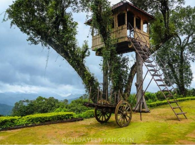 Kollenkeril Plantation Bungalow, Munnar