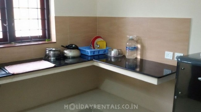 Service Apartments in Kuravankonam, Trivandrum