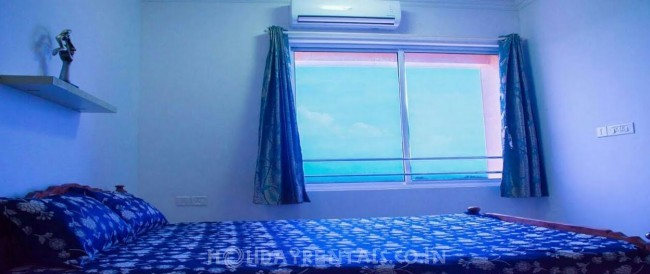 2 Bedroom Service Apartment in Aakkulam, Trivandrum