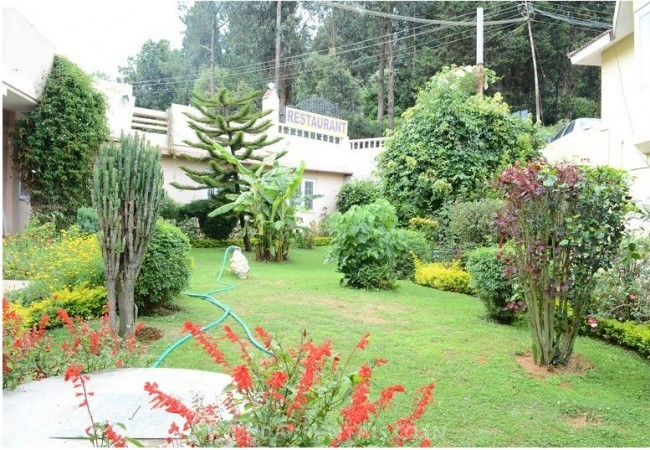 Holiday Resort in Upper Bazaar, Ooty