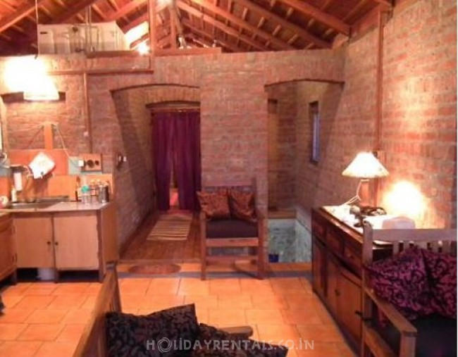 2 Bedroom Cottage, Bhimtal