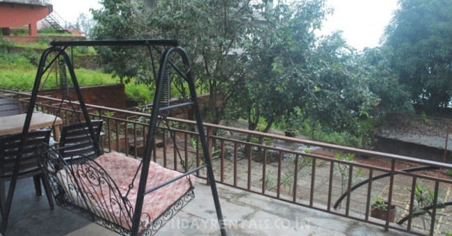 3 Bedroom Homestay, Panchgani