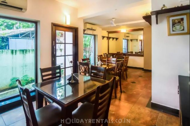 Holiday Home in Thiruvanmiyur, Chennai
