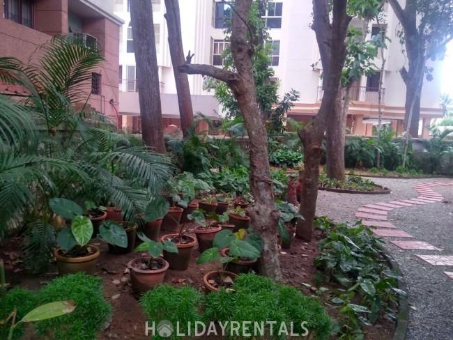 Tagore Garden Holiday Villa, Trivandrum
