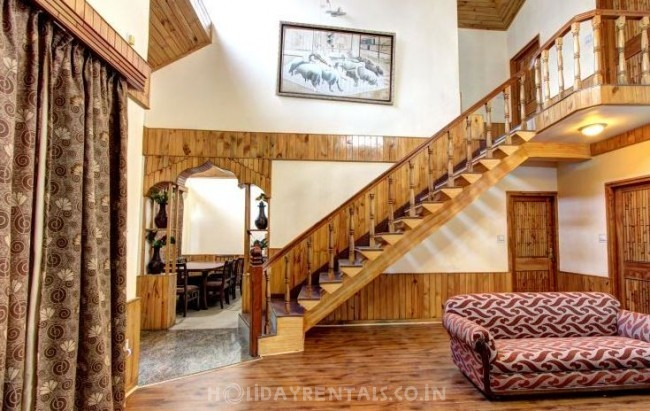 4 Bedroom Cottage, Manali