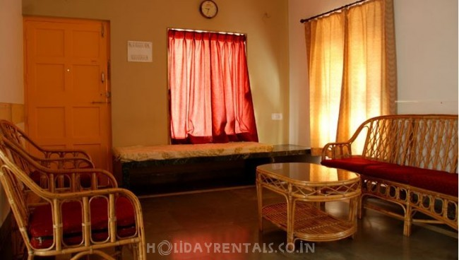 Holiday Bungalow near Ramnath Lake, Alibaug