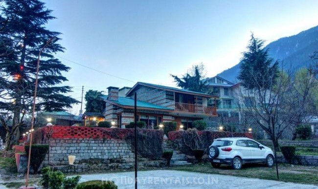 Riverside Cottage, Manali
