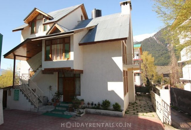 Valleyview Cottages, Manali