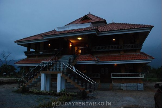 Holiday Resort in Wild Woods Heaven Road, Masinagudi