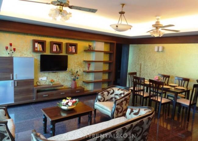 Lake View Service Apartment , Bangalore