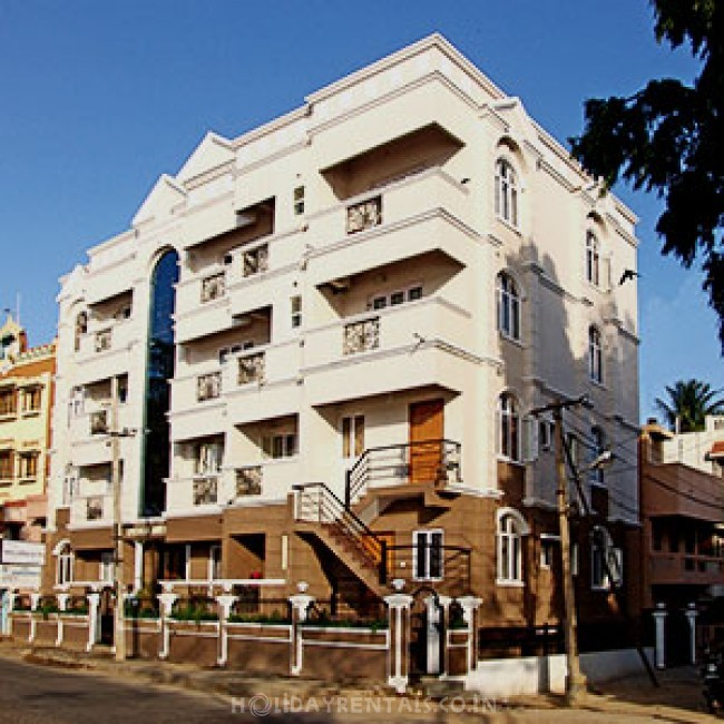 Lake View Service Apartment , Bangalore