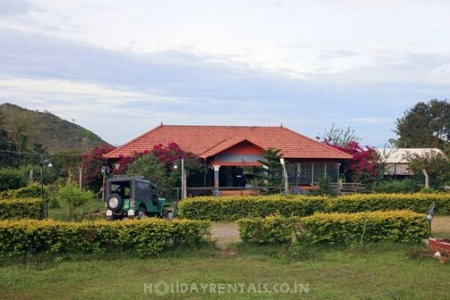 Jungle Living Resort, Masinagudi
