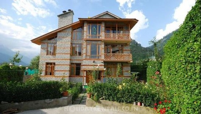 3 Bedroom Cottage, Manali
