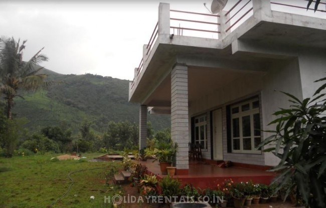 3 Bedroom Homestay, Mudigere
