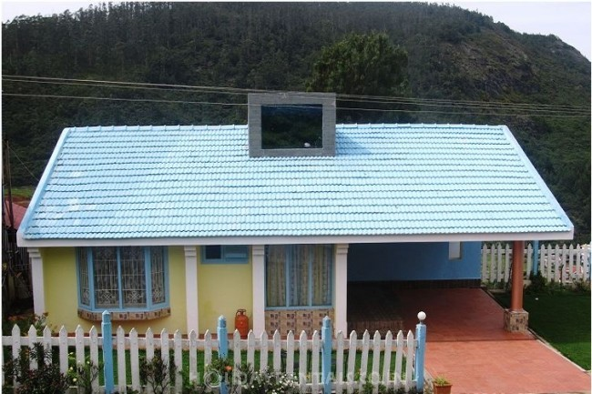 3 Bedroom Cottages near Rose Garden, Ooty