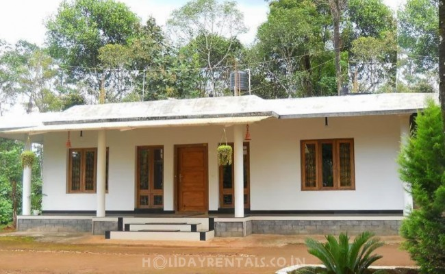 2 Bedroom Homestay In Kattappana, Idukki