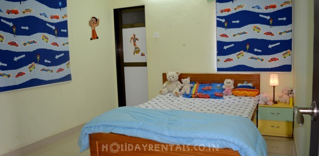 Holiday Home near Ladghar Beach, Dapoli