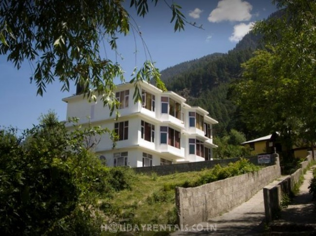 Cottage in New Manali, Manali