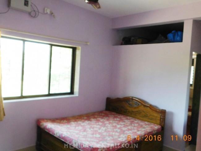 2 Bedroom Cottage, Alibaug