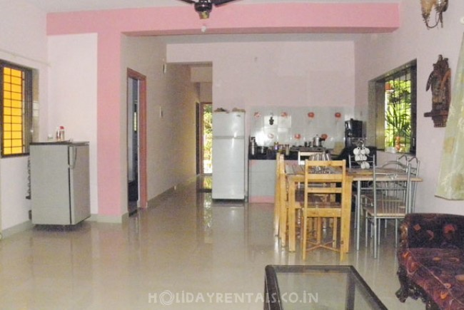 2 Bedroom Cottage, Alibaug
