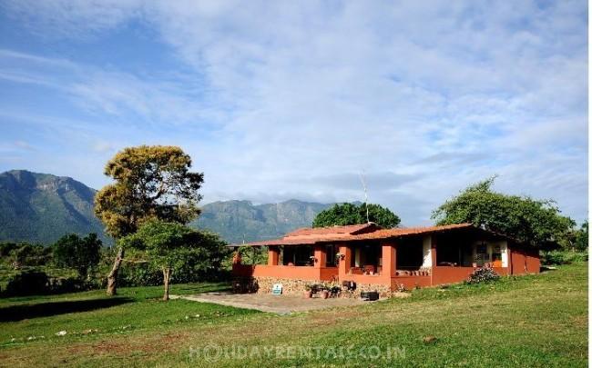 Eco Friendly Cottage in Mavanalla, Masinagudi