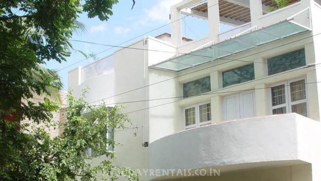 Service Apartments on Cross Road, Bangalore