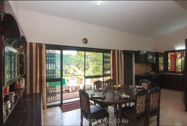 Holiday home near Dutt Mandir , Lonavala