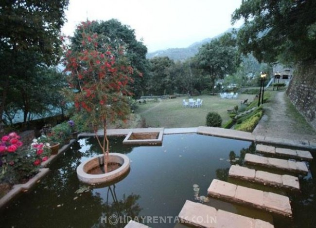Lake View Resort, Bhimtal