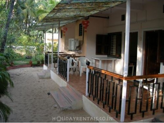 Beachside Resort , Malvan