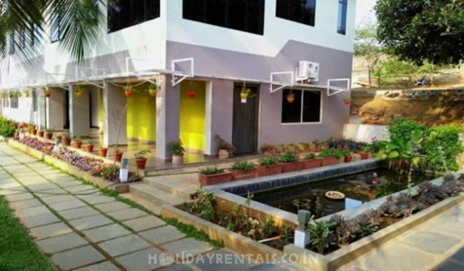 Holiday Resort on Urdigere Road, Tumkur