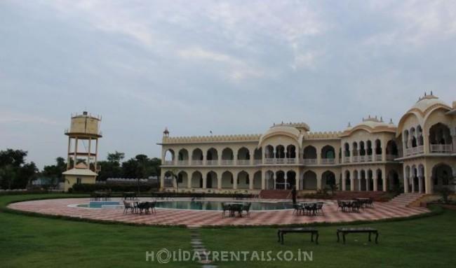 Orchha Heritage Resort, Orchha