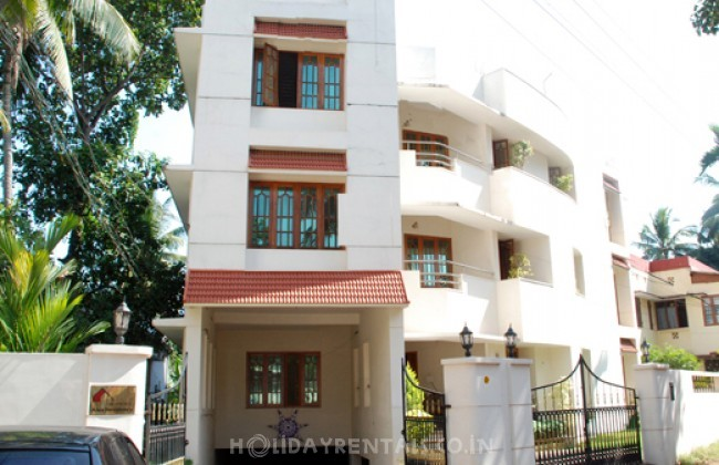 2 Bedroom Serviced apartments, Trivandrum