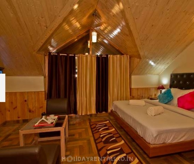 Apple Orchard Cottages, Manali
