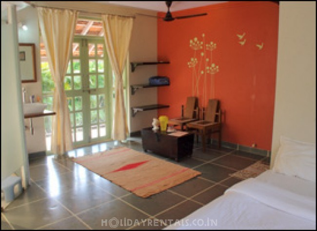 1 Bedroom Cottages, Alibaug